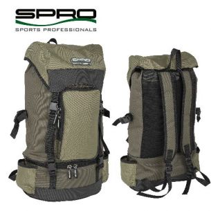 Rucsac Spro Green Backpack 34x14x58cm