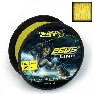 Fir Multifilament Black Cat Zeus 0.45mm 180m