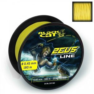 Fir Multifilament Black Cat Zeus 0.45mm 400m