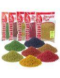 Micropelete Benzar Feeder Color Carp Mix 800g
