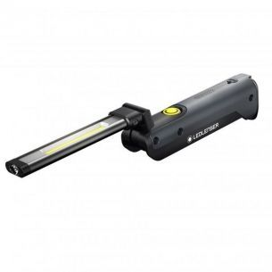 Lanterna Led Lenser IW5R Flex Black 600lm