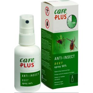Spray Tantari Capuse CarePlus Deet 50% 60ml