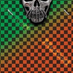 Bandana Mustad Skull
