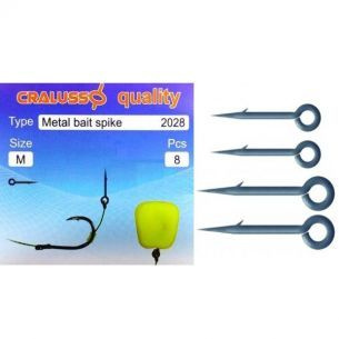 Bait Sting Cralusso Metal Bait Spike M 8buc 10mm
