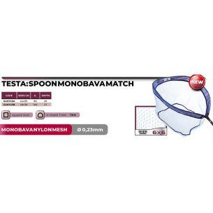 Cap Minciog Colmic Spoon Monobava Match 44x35cm