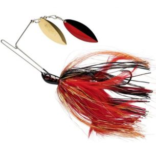 Spinnerbait Storm R.I.P. Willow Black Widow 20cm 28g