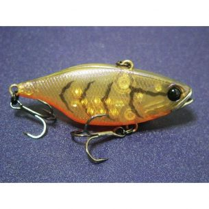 Vobler Jackall TN60 Brown Suji Shrimp 60mm 12.7g Culoare Custom Japan