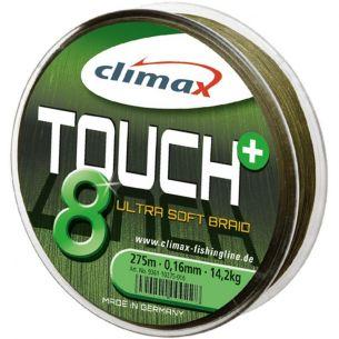 Fir Textil Climax Touch 8+ Green 0.30mm 135m 29.5kg