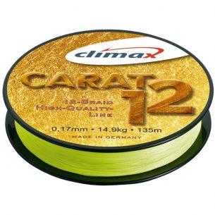 Fir Textil Climax Carat 12 Fluo Yellow 0.13mm 135m 9.5kg