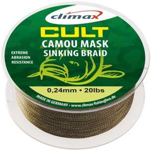Fir Textil Climax Cult Camou Mask Sinking 0.20mm 1200m 15lb
