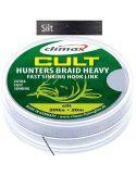 Fir Textil Climax Cult Hunters Braid Heavy Sinking Hooklink Dark Silt 20m 30lb