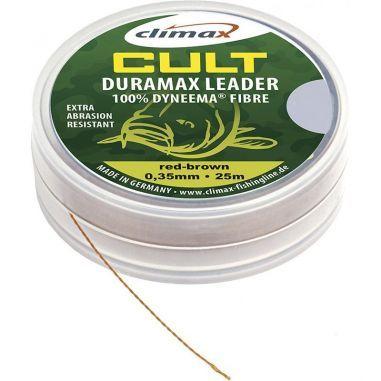 Fir Textil Climax Cult Duramax Leader 0.14mm 25m