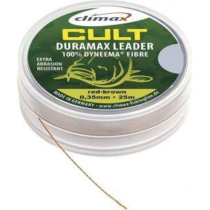 Fir Textil Climax Cult Duramax Leader 0.18mm 25m