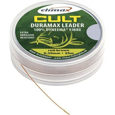 Fir Textil Climax Cult Duramax Leader 0.35mm 25m