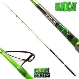 Lanseta Somn DAM Madcat Green Vertical 1.90m 150g