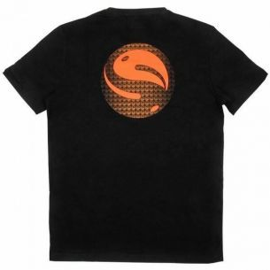 Guru Tricou Black Logo XL