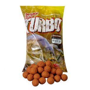 Boilies Benzar Mix Turbo Choco Orange 15mm 800g