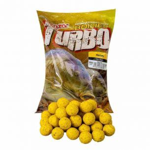 Boilies Benzar Mix Turbo Miere 25mm 800g