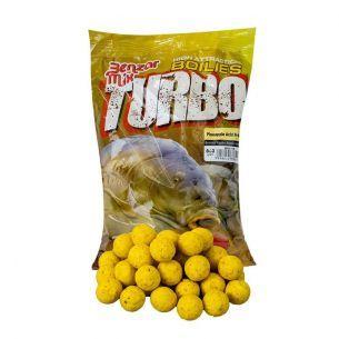 Boilies Benzar Mix Turbo Ananas Acid N-butyric 25mm 800g