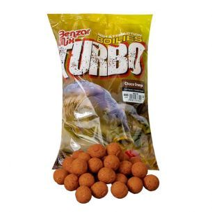Boilies Benzar Mix Turbo Choco Orange 25mm 800g