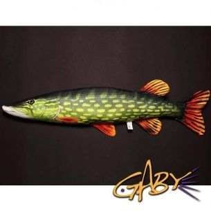 Stiuca Gigant din Plus 110cm Cadou Pescar
