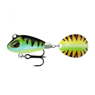 Spin Tail Storm Gomoku Spin Double Perch 5cm 10g