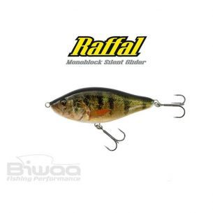 Vobler Stiuca Biwaa Raffal Glider Yellow Perch 15cm 105g