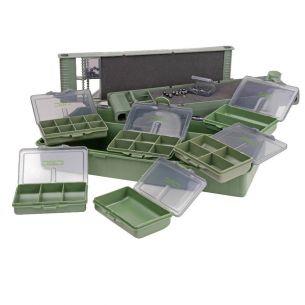 Cutie Monturi Si Accesorii Crap C-Tec Carp Box System 35x19x5.5cm