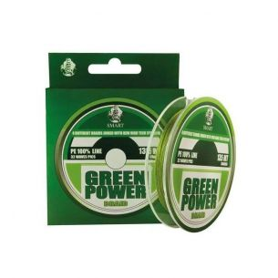 Fir Textil Feeder Maver Green Power 135m 0.19mm 14.4kg