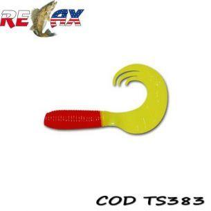 Relax Twister TriTail Standard TS383 6cm (15buc)
