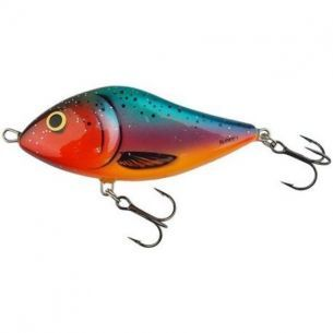 Vobler Salmo Slider SD10S OPA Orange Parrot 10cm 46g