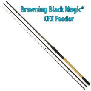 Lanseta Browning Black Magic CFX Feeder LD H 4.20m 220g