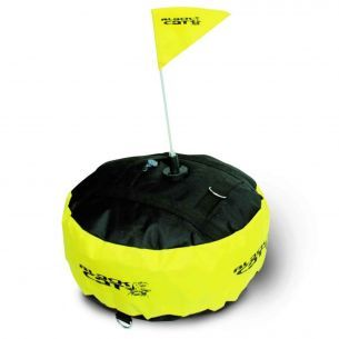 Pluta Culisanta Somn Black Cat Marker Buoy Black