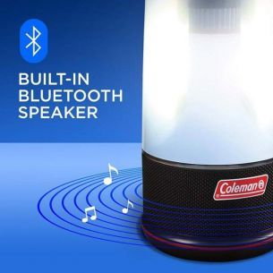 Lanterna cu Boxa Coleman Light & Sound