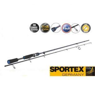 Lanseta Sportex Magnific Finesse 1.85m 0.4-7g