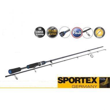 Lanseta Casting Sportex Magnific Finesse 1.95m 2-28g