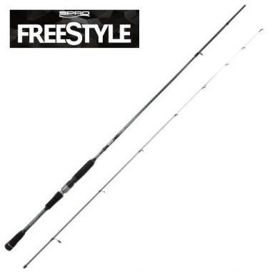 Lanseta Drop Shot Spro FreeStyle Litz 2.10m 1-18g 2buc