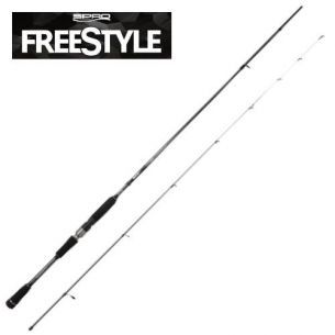 Lanseta Ultra Light Spro FreeStyle Litz 2.10m 1-10g 2buc