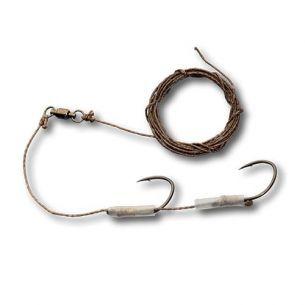 Montura Climax Cult Catfish Gudeon Worm Nr. 5/0 Nr. 5/0 80kg 180cm