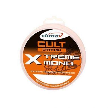 Fir Textil Climax Cult Catfish X-treme 8X Grey 0.60mm 1000m 58kg Climax