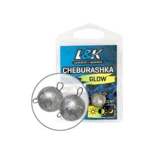 L&K Cheburashka Glow 5g 4buc