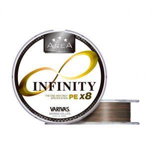 Fir Varivas Super Trout Area Infinity PE X8 75m 7.5lb 3.4kg