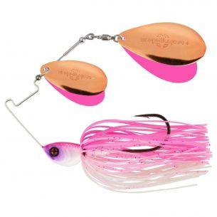 Spinnerbait Sakura Cajun Kicker Pink 14g