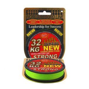 Fir Textil WFT Strong Chartreuse Fluo 0.25mm 300m 39kg