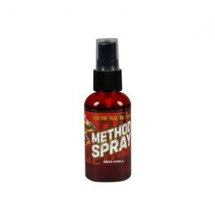 Method Feeder Spray Benzar 50ml Krill Rosu