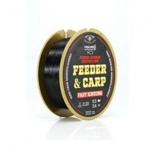 Fir Monofilament Cralusso Feeder&Carp 0.30mm 300m