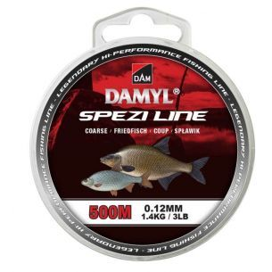 Fir DAM Damyl New Spezi Line Coarse 0.12mm 500m 1.4kg