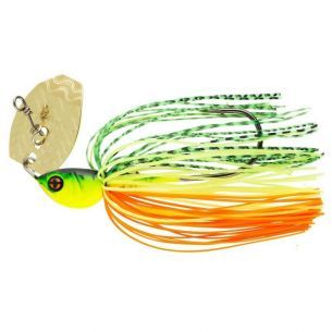 Chatterbait Sakura Cajun Fire Tiger 14g