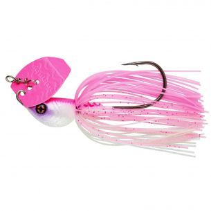 Chatterbait Sakura Cajun Kicker Pink 14g