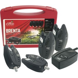 Set 4 Avertizori plus Statie ET Brenta Wireless max 250m